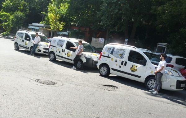 Etiler Pet Taksi