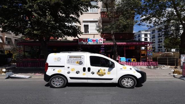 Kemerburgaz Pet Taksi