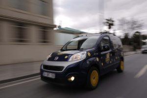 sevimli pet taksi